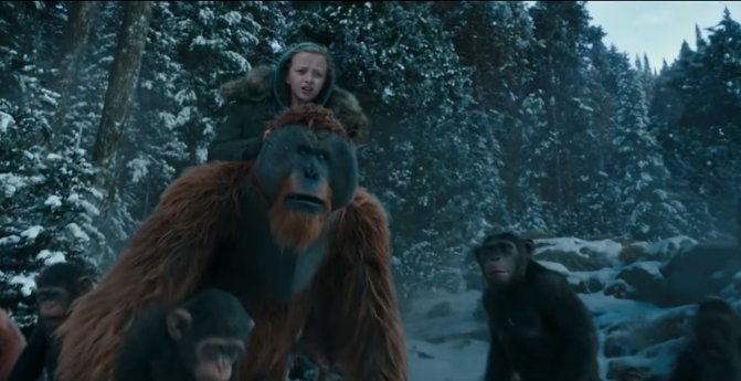 war for the planet of apes